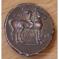 Drachme Calabre Tarente 212/209 BC