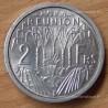 Ile de la Réunion 2 Francs 1948 ailes