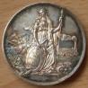 Médaille argent Comice agricole de Château-Chinon 1910
