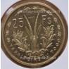 Togo 25 Francs 1956 Essai Union Française