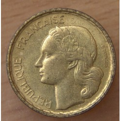 10 Francs Guiraud 1957