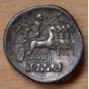 Anonymes Didrachme 225-215 AC Rome