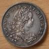Jeton Louis XV et le Régent Philippe d'Orléans nd