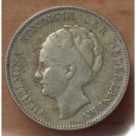 Pays-Bas 1 Gulden Wilhelmina 1931