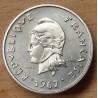 Polynésie-Française 10 Francs 1967 essai