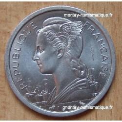 Comores 2 Francs 1964 essai