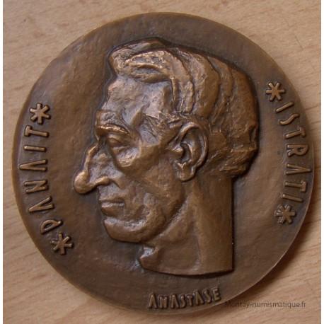 Médaille PANAIT ISTRATI ( ND -1952 par MDP)