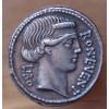 Denier Scribonia 62 AC Rome - République Romaine
