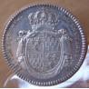 Jeton des Etats de Bretagne 1788 -Etats de Rennes .