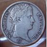 5 Francs Napoléon I 1812 R Rome
