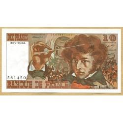 10 Francs Berlioz 6-7-1978 H.305