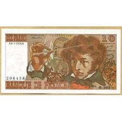 10 Francs Berlioz 6-7-1978 R.305