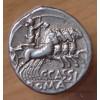 Cassia Denier 126 AC Rome
