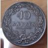 Suisse République Helvéte 40 Batzen 1798 S