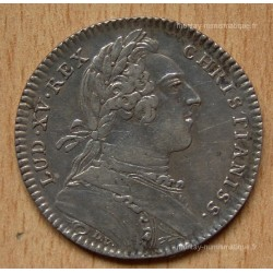 Louis XV Jeton Chalons sur Marne ND
