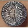 CHARLES IV de Luxembourg, Gros tournois ND (circa 1350 Aix-La-Chapelle).