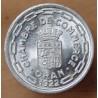 Algérie 25 Centimes 1922 Oran