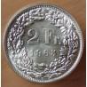 Suisse 2 Francs 1965 B Berne