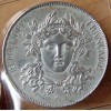 5 Francs Concours de Gayrard 1848