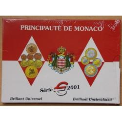 Monaco - Série Brillant Universel 2001 BU
