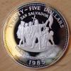 Bahamas 25 Dollars 1985 Christophe Colomb
