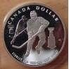 Canada 1 Dollar Elisabeth II centenaire Coupe Stanley 1993