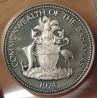 Bahamas 1 Dollar Elisabeth II 1974