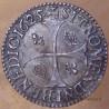 Louis XIII Douzain d'argent 1625 A Paris