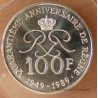 Monaco 100 Francs Rainier III 1989