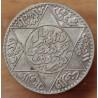 Maroc 5 Dirhams (1/2 Rial) 1331 H (1913) Paris