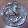 Royaume de Péonie -Tétradrachme 340-315 AC Patraos