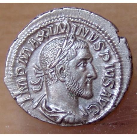 Maximin Ier Thrace Denier 236 Rome PROVIDENTIA