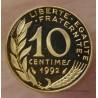 10 Centimes Marianne 1992 BE Belle Epreuve