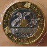 20 Francs Mont Saint-Michel 1999