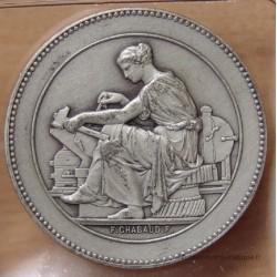 Jeton Chambre de Commerce de Besançon 12-mai-1819