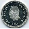 Nouvelles-Hébrides 100 Francs 1966 essai