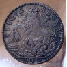 Louis XIII Jeton du Conseil du Roi 1638