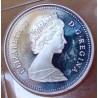 Canada 1 Dollar 1989 proof descente de la MacKenzie River