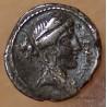 Memmia - Denier 56 AC Rome