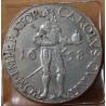 Franche-Comté Daldre 1658 Besançon, Charles Quint en pied.
