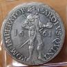 Franche-Comté Daldre 1661 Besançon, Charles Quint en pied.
