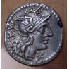 Vargunteia Denier 130 AC Rome - République Romaine