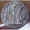 1/2 Ecu de 3 livres FRANÇOIS 1793 A Paris