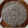 Henri II Douzain aux croissants 1554 C Saint-Lô
