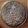 Mexique 1 Once 1987 Salida del Puerto de Palaos - 1492