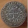 Louis IX Gros Tournois (1266-1270) lis et ove à 2 points