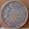 5 Francs Hercule 1848 D Lyon