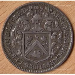 Jeton Ile de France Noblesse René Marier 1659