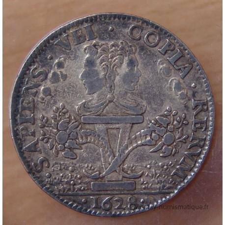 Louis XIII Jeton Trésoriers Généraux des Fermes 1628