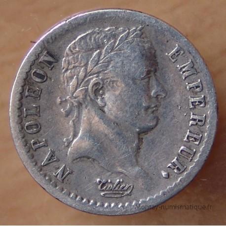 Demi Franc Napoléon I 1811 D Lyon